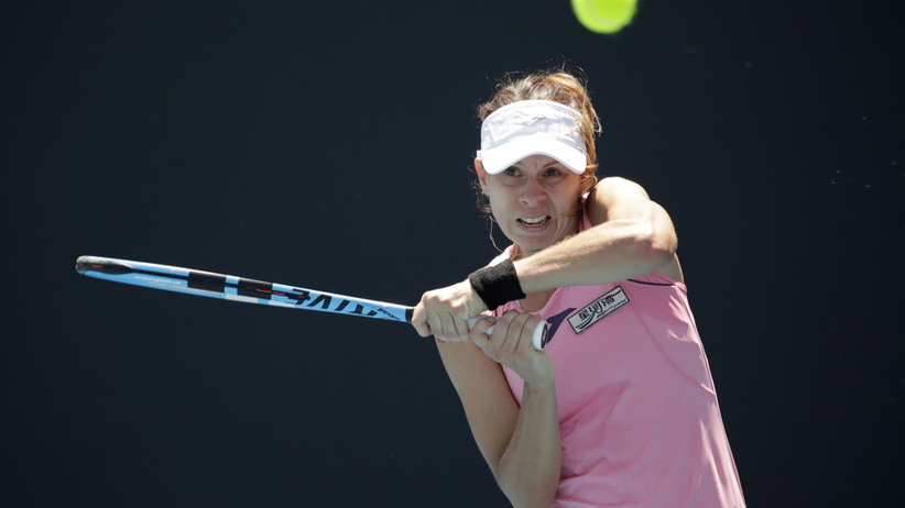Magda Linette w 2. rundzie WTA w Rzymie