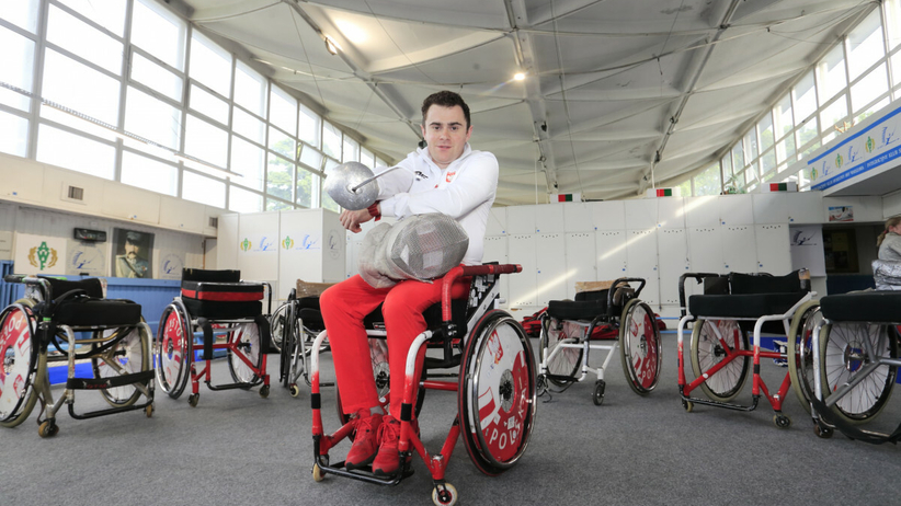Adrian Castro srebrnym medalistą igrzysk paraolimpijskich w Tokio