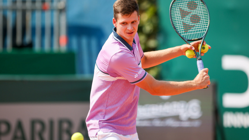 Hubert Hurkacz spadł w rankingu ATP.