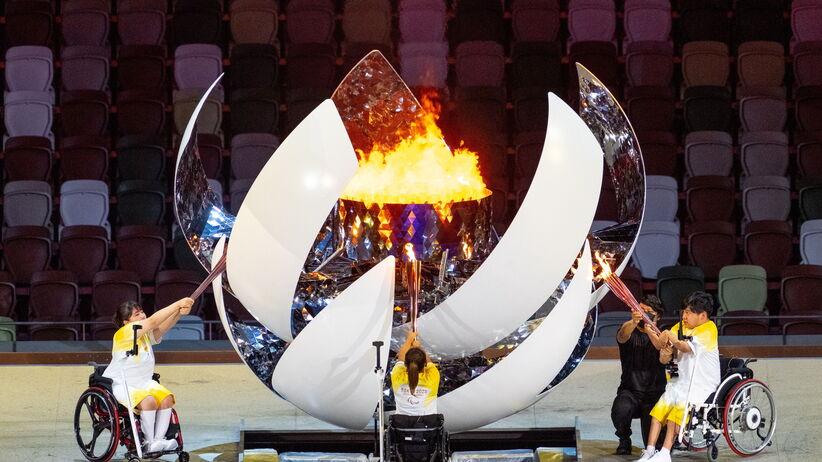 Igrzyska paraolimpijskie w Tokio 2020 oficjalnie otwarte
