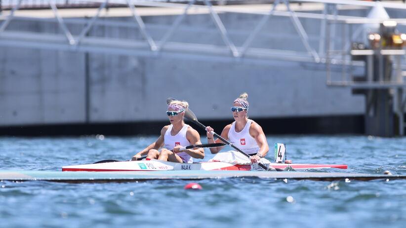 Karolina Naja i Anna Puławska wicemistrzyniami olimpijskimi