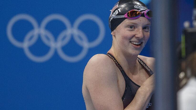 Lydia Jacoby mistrzynią olimpijską w pływaniu w wieku 17 lat