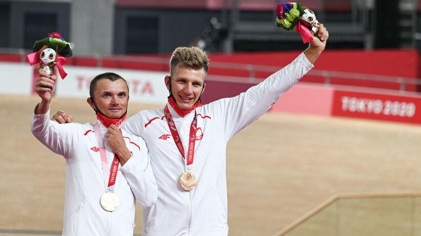 Marcin Polak pierwszym polskim medalistą igrzysk paraolimpijskich w Tokio