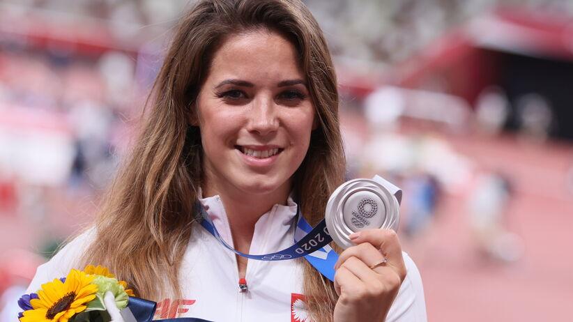 Maria Andrejczyk zlicytuje swój medal olimpijski