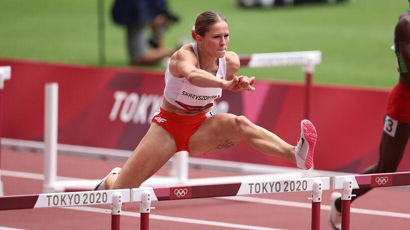 Skrzyszowska i Siciarz w półfinale na 100 m ppł. Rekord życiowy 20-latki