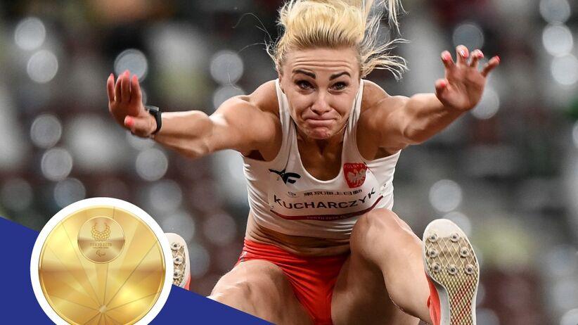Tokio 2020 Karolina Kucharczyk zloty medal skok w dal