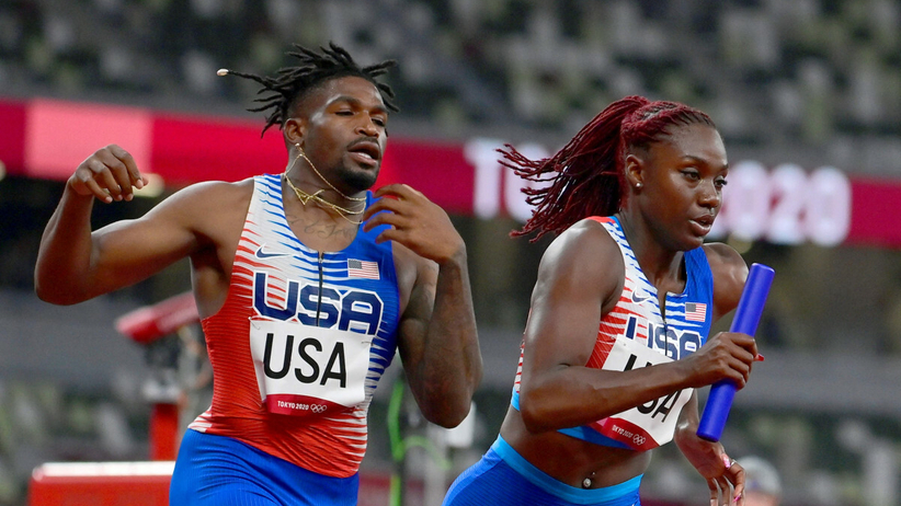 Amerykański mikst wystartuje w finale. Rywalom Polaków anulowano dyskwalifikację