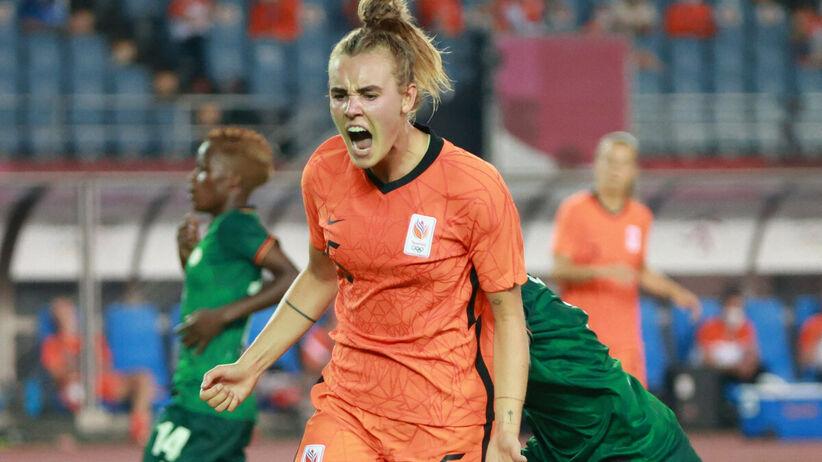 Najwyższy wynik w historii igrzysk olimpijskich. Holenderki zdemolowały Zambię